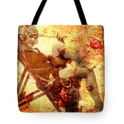 Winsome Woman Tote Bag