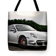 360 Forged Porsche 997tt 2 Tote Bag