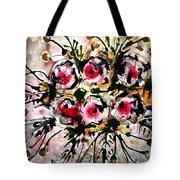 Divine Blooms Tote Bag