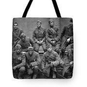 369th Infantry Regiment Tote Bag