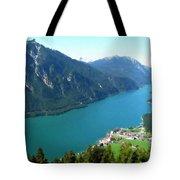 C Landscape Tote Bag