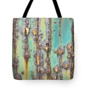 Rusty Metal Tote Bag