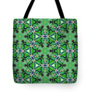 Arabesque 089 Tote Bag