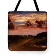 Landscape Jobs Tote Bag