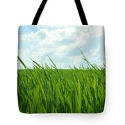 38744 Nature Grass Tote Bag