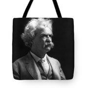 Samuel Langhorne Clemens Tote Bag by Granger