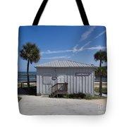 Sebastian Inlet State Park In Florida Tote Bag