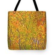 3983 Autumn Pleasure Tote Bag