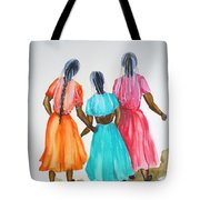 3bff Tote Bag by Karin  Dawn Kelshall- Best