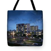 3d Exterior Design Services Tote Bag