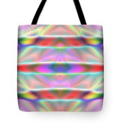 3x1 Abstract 916 Tote Bag