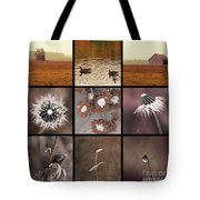 3x3 Brown Tote Bag