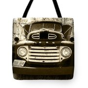 1949 Ford Truck Tote Bag