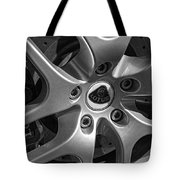 2011 Lotus Euora Wheel Emblem Tote Bag