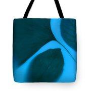3 Leaves Series Tote Bag