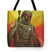 A Star Wars Art Tote Bag