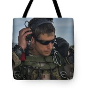 A U.s. Air Force Combat Controller Tote Bag