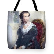 Abigail Adams (1744-1818) Tote Bag by Granger