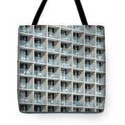 Abstract Architecture Tote Bag