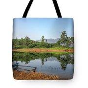 Adam's Peak - Sri Lanka Tote Bag