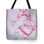 Adowa Dance Ghana Tote Bag