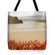 Aloha Lei Maui Hawaii Tote Bag