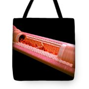 Anatomy Of A Vein Tote Bag