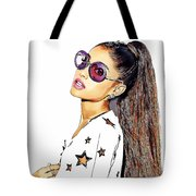 Ariana Grande Tote Bag