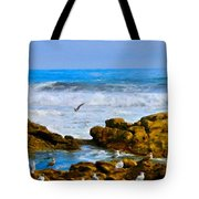 Art Of Landscape Tote Bag