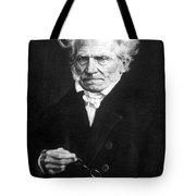 Arthur Schopenhauer Tote Bag