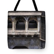 Baramotachi Vihir Historic 12 Channel Flow Well Tote Bag