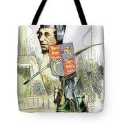 Benjamin Disraeli Tote Bag