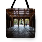 Bethesda Terrace Tote Bag
