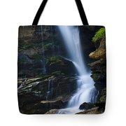 Big Bradley Falls North Carolina Tote Bag