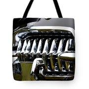 Black Corvette Tote Bag
