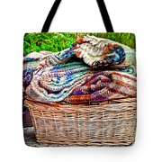 Blankets Tote Bag