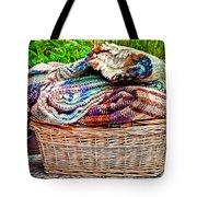 Blankets Tote Bag