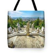 Bom Jesus Staircase Braga Tote Bag