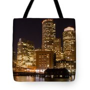 Boston Massachusetts Tote Bag