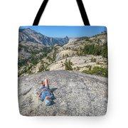 Break After Yosemite Hiking Tote Bag