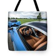Bugatti Chiron And Vision Gt Tote Bag