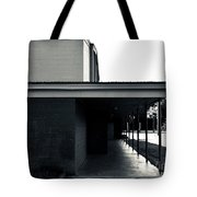 4 Bw George Washington High School Tote Bag