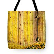 California Golden Poppies Eschscholzia Tote Bag