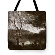 Camille Corot Tote Bag