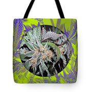 Cannabis 420 Collection Tote Bag