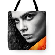 Cara Delevingne Collection Tote Bag