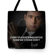 Career Counseling Tote Bag