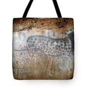 Cave Art: Horse Tote Bag