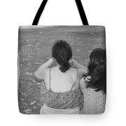 Concert Audience Tote Bag