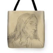 Cornelis Kruseman Tote Bag